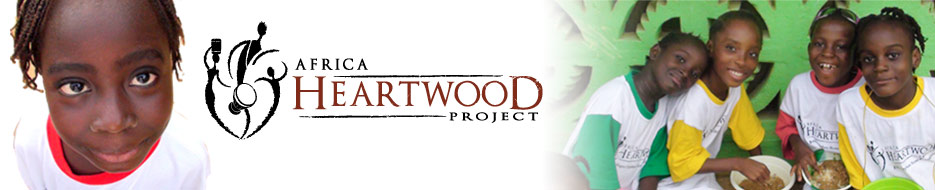 Africa Heartwood Project Logo