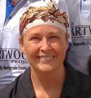 Jan Jones (volunteer)